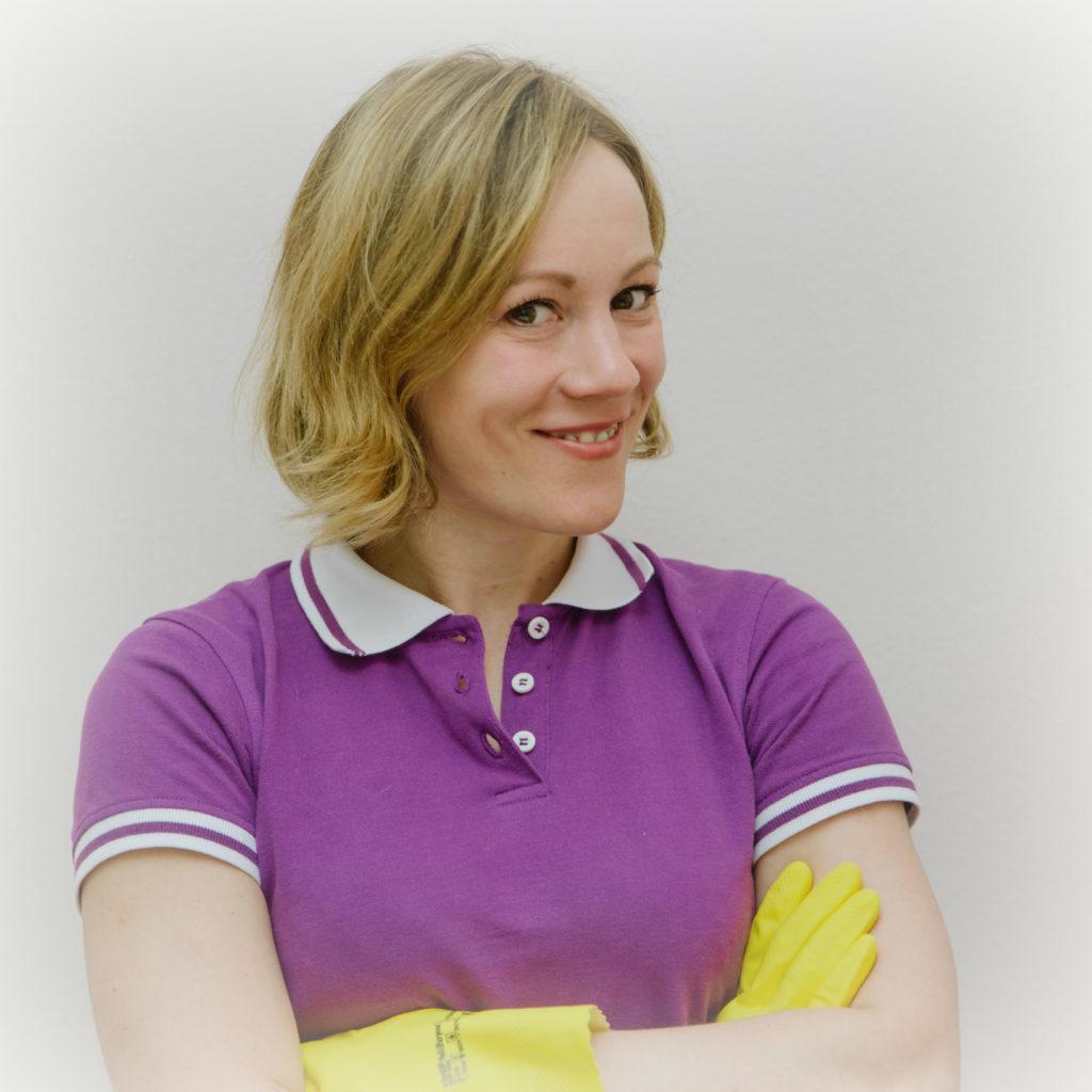 Юлия Прибылова — генеральная Фея и основательница компании